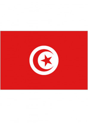 Tunisia Flag 5x3