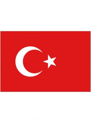 Turkey Flag 5x3