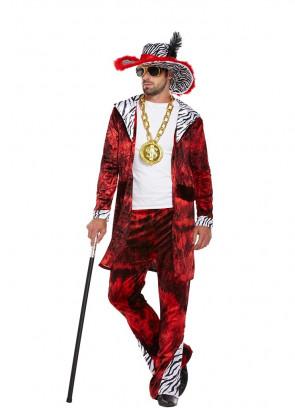 Big Daddy (Pimp) Costume