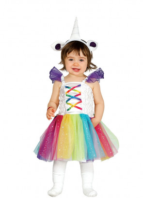 Baby Rainbow Unicorn - Tutu