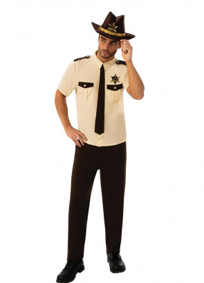 Hawkins Chief of Police – Sheriff Jim Mens Costume