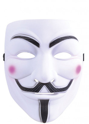 Anonymous - Hacker - Mask