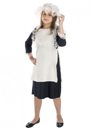 Victorian Maid - Girls Costume