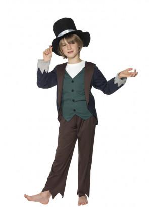 Victorian Poor Boy - Titanic - Costume