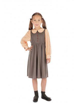 Victorian Schoolgirl – Polka Dot Costume