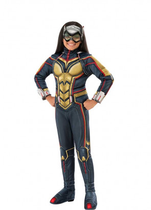 The Wasp Deluxe - Kids Costume - Marvel