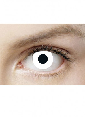 White Contact Lenses - 3 Month Wear