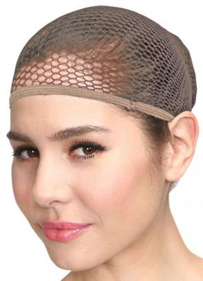 Wig Cap (Fishnet Nude)