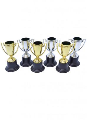 Winner Trophies (6 pack)