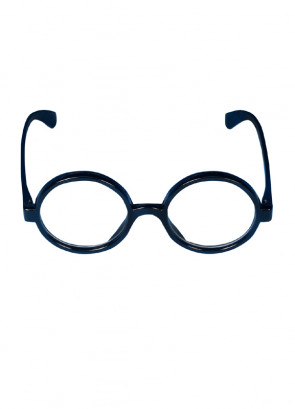 Wizard Boy Apprentice Glasses (Round Frame) (Waldo)