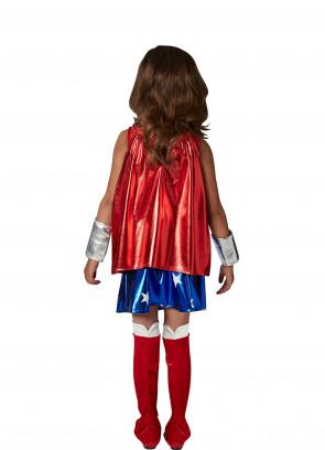 Wonder Woman (Girls) Costume