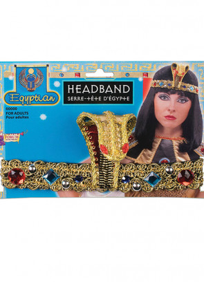 Cleopatra Egyptian Headband