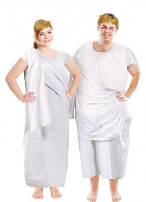 Toga XL Costume