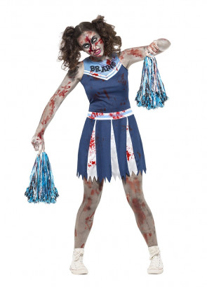 Zombie Cheerleader – Teen Costume