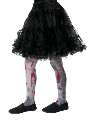 Kids Zombie Tights Age 4-9