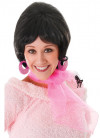 50's Pink Poodle Scarf (Greaser)