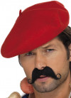 French Beret Red