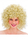 80s Perm Disco Wig (Blonde)