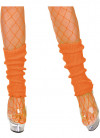 80s Legwarmers Orange