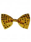 Bowtie Gold Sequin