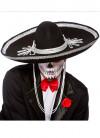 Black Sombrero (Silver trim)