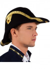 Admiral Hat - Master and Commander