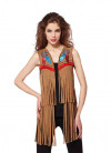 Ladies American Indian/ Hippy Waistcoat