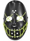 Anarchy Glow in the Dark Mask