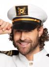 Captain Hat Gold String