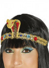 Cleopatra Asp/Snake Egyptian Headband