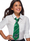 Deluxe Slytherin Tie - Harry Potter
