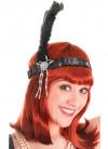 Flapper Headpiece (Black)