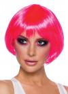 Seduction Neon Pink Wig