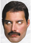 Freddie Mercury – Queen Card Face Mask