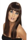 Glamourama Wig - Brown