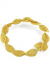 Roman Laurel Head Wreath - Gold