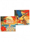 Hawaiian Paper Napkins (12 Pack)