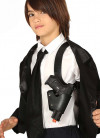 Kids Shoulder Holster and Gun