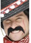 Mexican Bandit Moustache