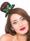 Mini Snowman Hat - Headband