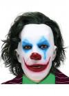 Mr. Smile - Prankster Mask with Hair