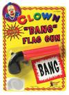 Plastic Bang Flag Gun
