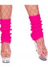 80s Legwarmers Pink