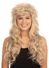 Rock Chick Blonde Wig