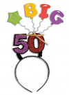 Birthday Headband – The Big 50!