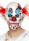 Zombie Clown Mask – Foam