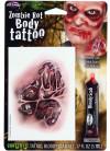 Zombie Rot Tattoo