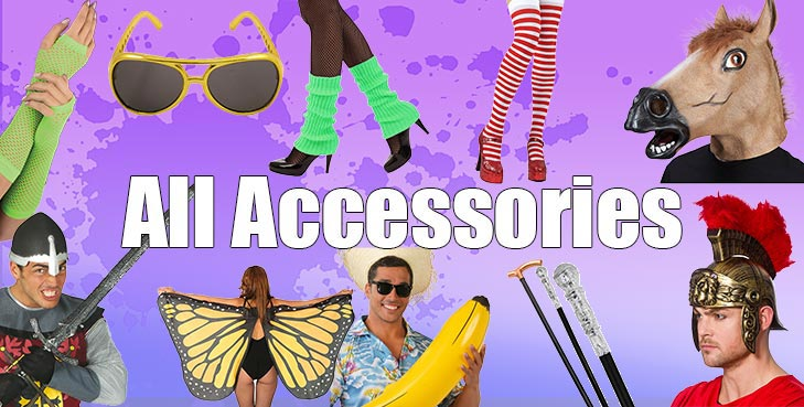 Thousands of Accessories to Choose From