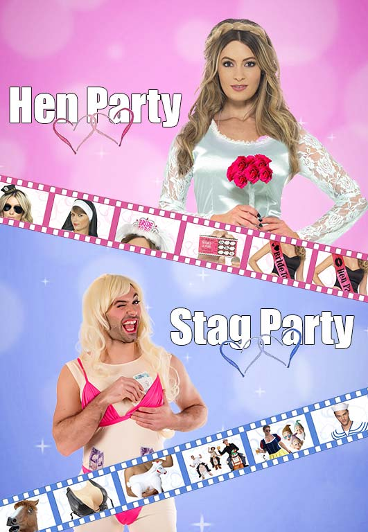Hen And Stag Partys