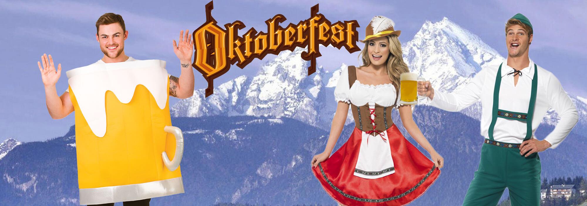 Oktoberfest, BeerFest, Octoberfest Fancy Dress